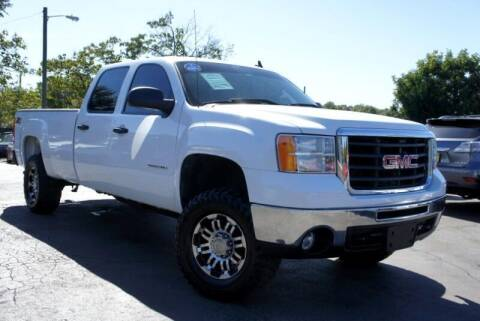 2010 GMC Sierra 2500HD for sale at CU Carfinders in Norcross GA