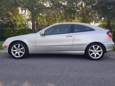 2004 Mercedes-Benz C-Class for sale at Monaco Motor Group in Orlando FL