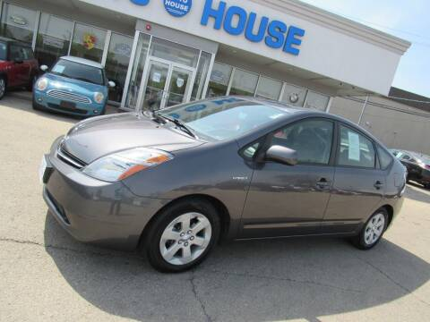 2007 Toyota Prius for sale at Auto House Motors in Downers Grove IL