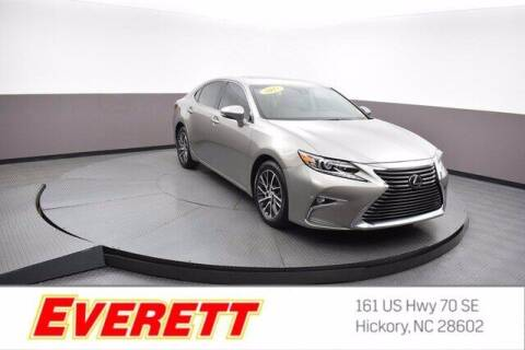 2017 Lexus ES 350 for sale at Everett Chevrolet Buick GMC in Hickory NC