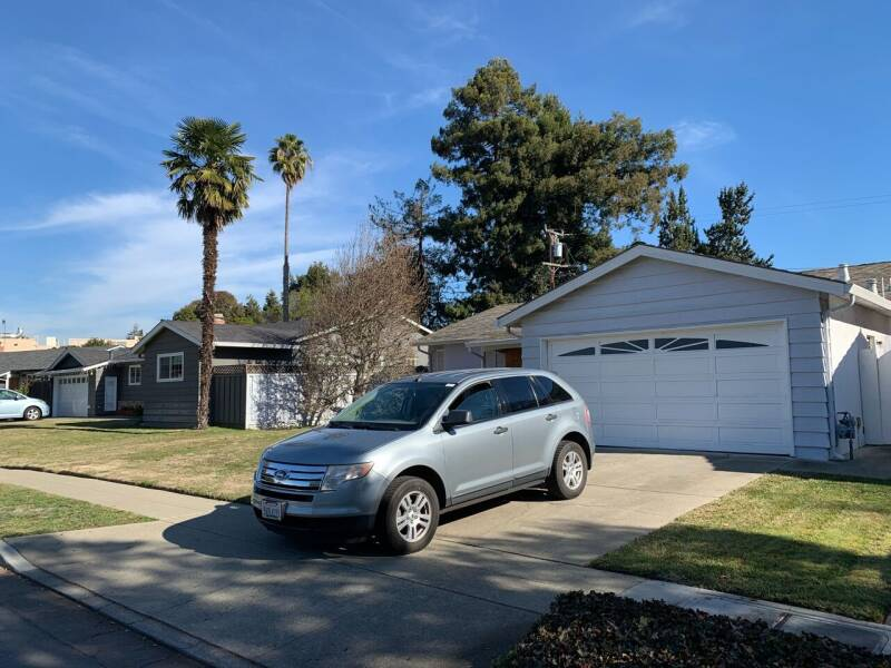 2007 Ford Edge for sale at Blue Eagle Motors in Fremont CA