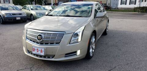 2013 Cadillac XTS for sale at Union Street Auto in Manchester NH