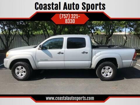2006 Toyota Tacoma for sale at Coastal Auto Sports in Chesapeake VA