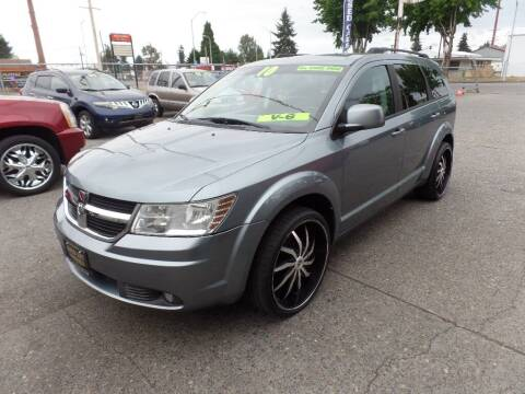 2010 Dodge Journey for sale at Gold Key Motors in Centralia WA