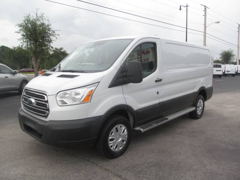 2016 Ford Transit Cargo for sale at Blue Book Cars in Sanford FL