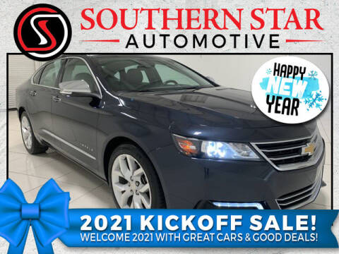2014 Chevrolet Impala for sale at Southern Star Automotive, Inc. in Duluth GA
