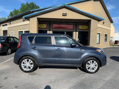 2014 Kia Soul for sale at Advantage Auto Sales in Garden City ID