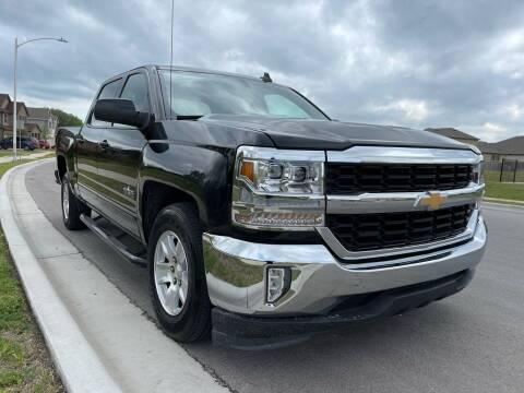 2017 Chevrolet Silverado 1500 for sale at Hi-Tech Automotive - Congress in Austin TX