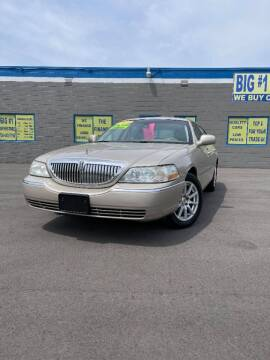 2009 Lincoln Town Car for sale at BIG #1 INC in Brownstown MI