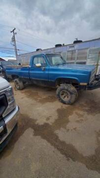 1986 Chevrolet C/K 2500 Series for sale at Classic Car Deals in Cadillac MI