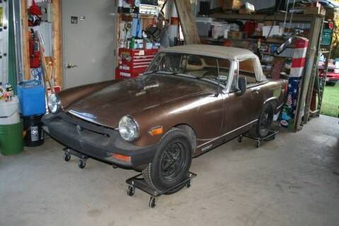 1979 MG Midget for sale at Haggle Me Classics in Hobart IN