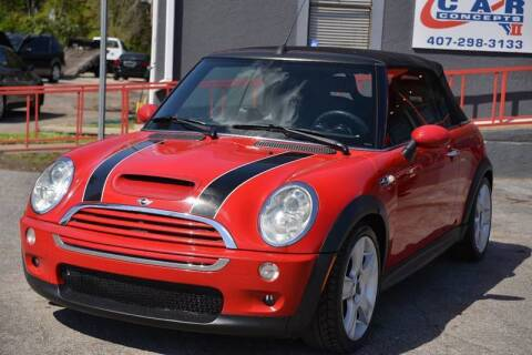 2007 MINI Cooper for sale at Motor Car Concepts II - Kirkman Location in Orlando FL