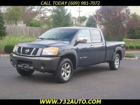 2008 Nissan Titan for sale at Absolute Auto Solutions in Hamilton NJ