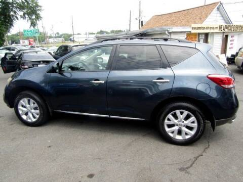 2011 Nissan Murano for sale at American Auto Group Now in Maple Shade NJ