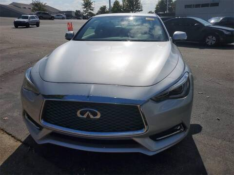 2018 Infiniti Q60 for sale at CU Carfinders in Norcross GA