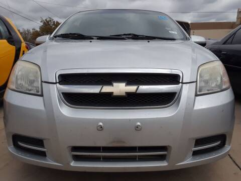 2011 Chevrolet Aveo for sale at Auto Haus Imports in Grand Prairie TX
