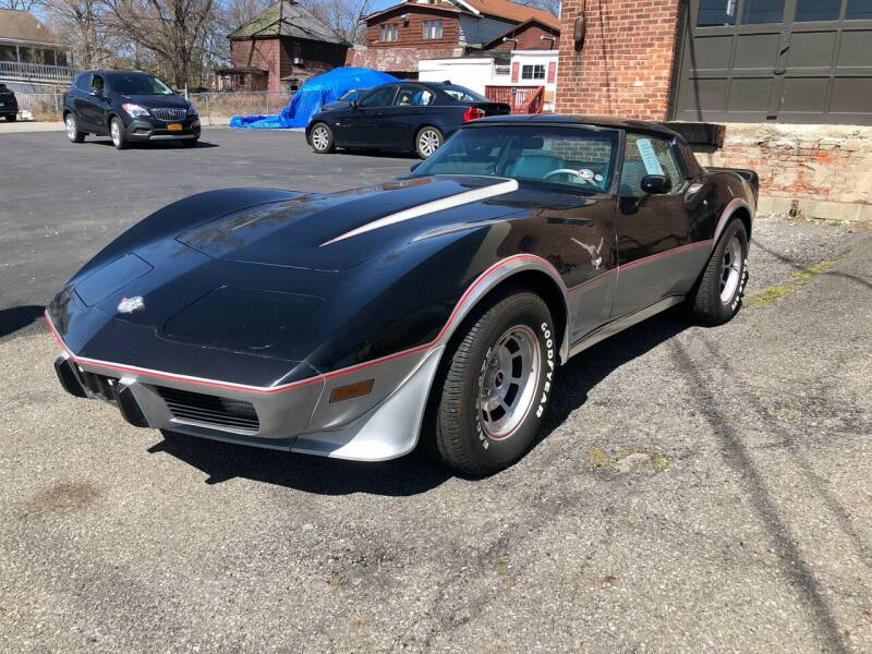 1978 Chevrolet Corvette for sale at JB Auto Sales in Schenectady NY