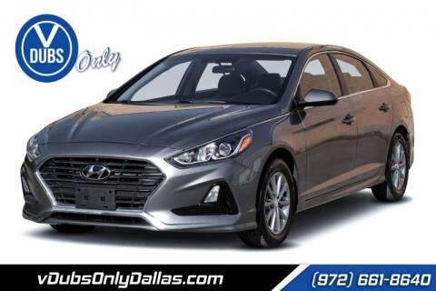 2018 Hyundai Sonata for sale at VDUBS ONLY in Dallas TX