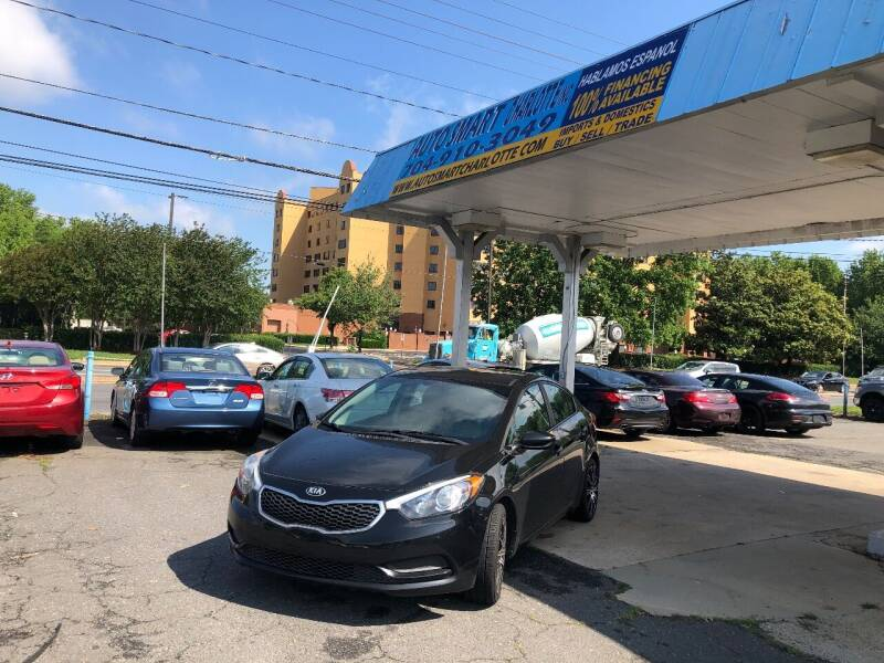 2016 Kia Forte for sale at Auto Smart Charlotte in Charlotte NC