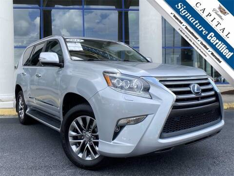 2017 Lexus GX 460 for sale at Southern Auto Solutions - Capital Cadillac in Marietta GA