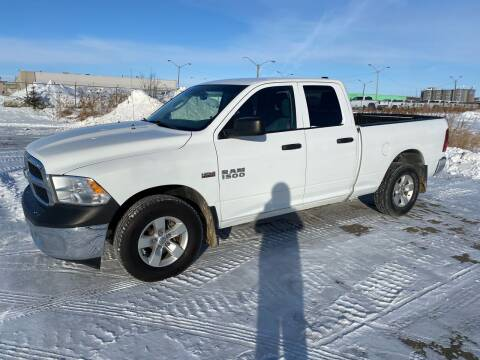 2013 RAM Ram Pickup 1500 for sale at Canuck Truck in Magrath AB