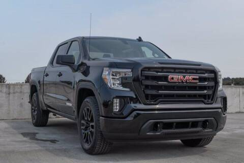 2021 GMC Sierra 1500 for sale at Chevrolet Buick GMC of Puyallup in Puyallup WA