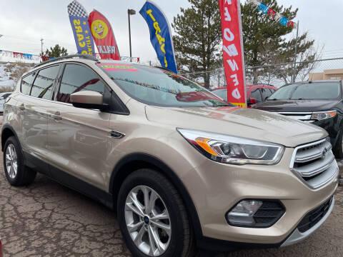 2018 Ford Escape for sale at Duke City Auto LLC in Gallup NM