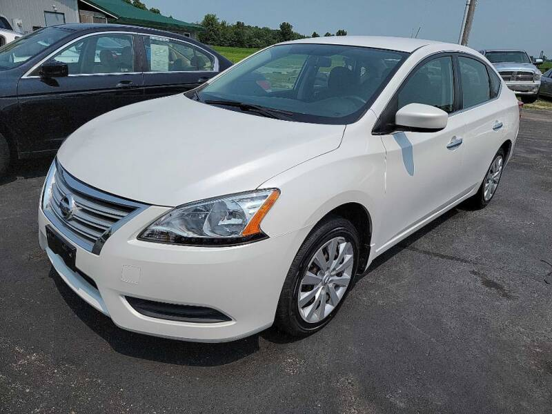2015 Nissan Sentra for sale in Hillsboro, OH