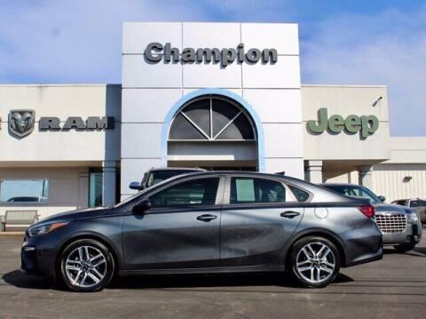 2019 Kia Forte for sale at Champion Chevrolet in Athens AL