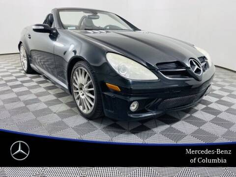 2006 Mercedes-Benz SLK for sale at Preowned of Columbia in Columbia MO