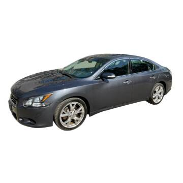 2012 Nissan Maxima for sale at Averys Auto Group in Lapeer MI