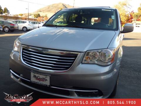 2014 Chrysler Town and Country for sale at McCarthy Wholesale in San Luis Obispo CA