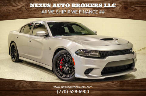 2016 Dodge Charger for sale at Nexus Auto Brokers LLC in Marietta GA