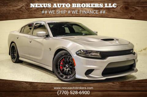 2016 Dodge Charger for sale at Nexus Auto Brokers LLC in Marietta GA