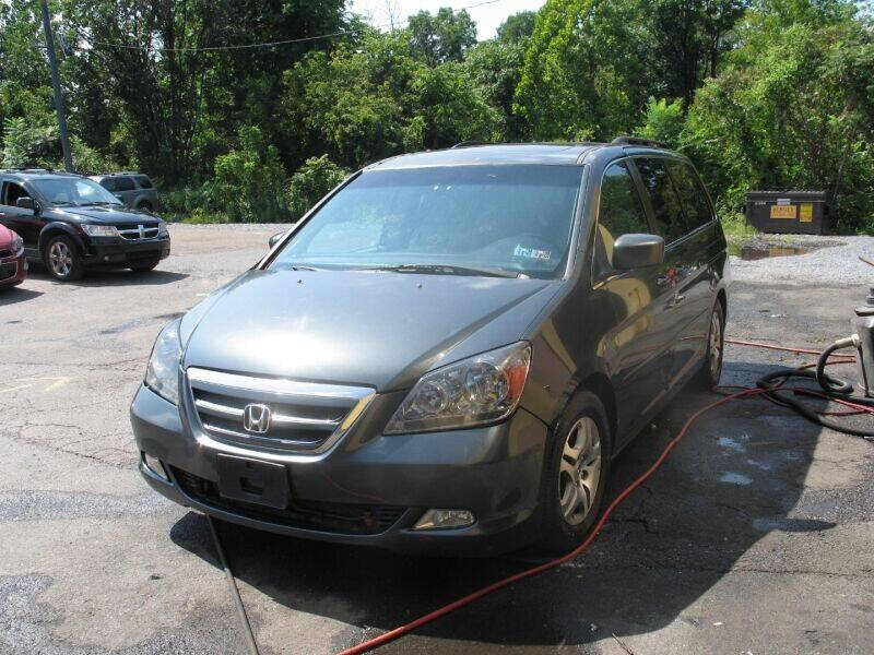 2005 Honda Odyssey for sale at Persing Inc in Allentown PA