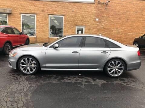 2015 Audi A6 for sale at Auto Galaxy Inc in Grand Rapids MI
