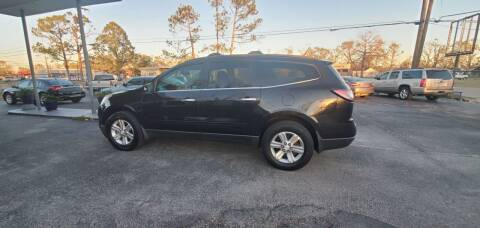 2013 Chevrolet Traverse for sale at Bill Bailey's Affordable Auto Sales in Lake Charles LA