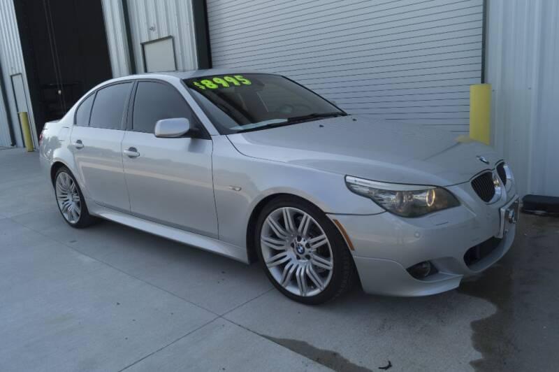 2008 BMW 5 Series for sale at Deaux Enterprises, LLC. in Saint Martinville LA