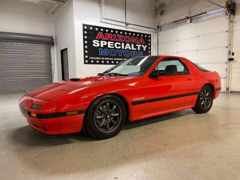 1987 Mazda RX-7 for sale at Arizona Specialty Motors in Tempe AZ