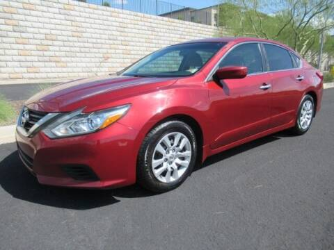 2016 Nissan Altima for sale at Autos by Jeff Tempe in Tempe AZ