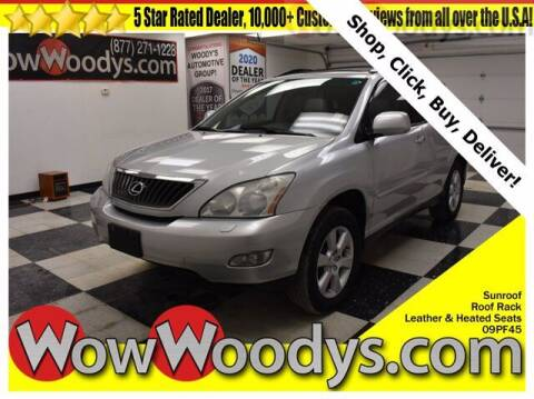 2009 Lexus RX 350 for sale at WOODY'S AUTOMOTIVE GROUP in Chillicothe MO