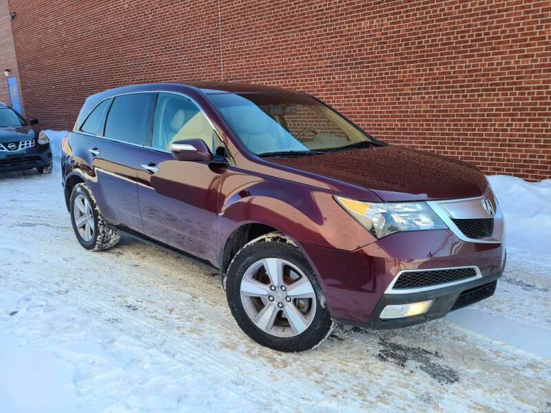 2013 Acura MDX for sale at Minnesota Auto Sales in Golden Valley MN