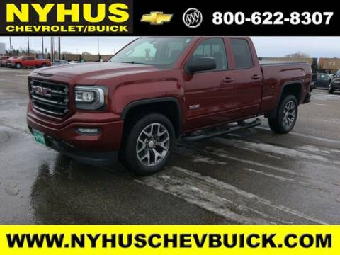 2017 GMC Sierra 1500 for sale at Nyhus Chevrolet Buick in Staples MN