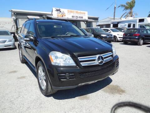 2008 Mercedes-Benz GL-Class for sale at DMC Motors of Florida in Orlando FL