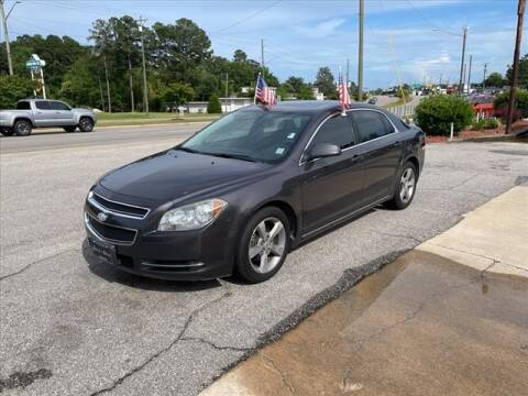 2011 Chevrolet Malibu for sale at Kelly & Kelly Auto Sales in Fayetteville NC