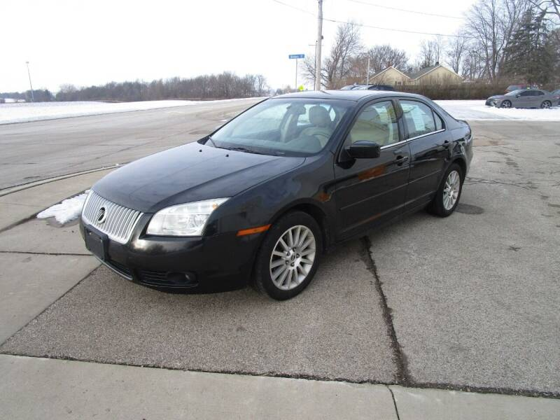 2009 Mercury Milan for sale at Dunlap Motors in Dunlap IL