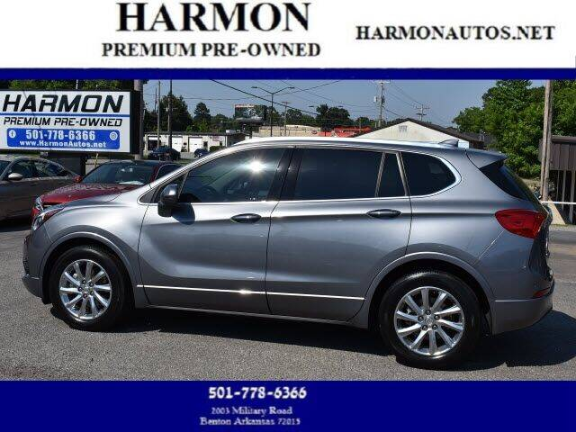 2019 Buick Envision for sale at Harmon Premium Pre-Owned in Benton AR