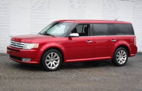 2010 Ford Flex for sale at Kohmann Motors & Mowers in Minerva OH