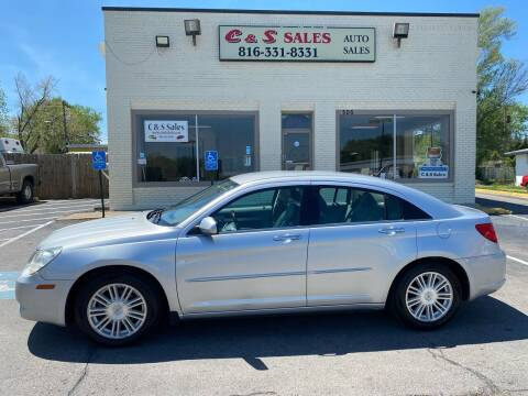2008 Chrysler Sebring for sale at C & S SALES in Belton MO