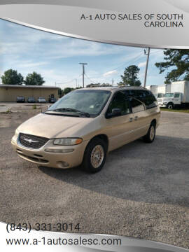 2000 Chrysler Town and Country for sale at A-1 Auto Sales Of South Carolina in Conway SC